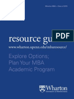 Mba Resource 13-14