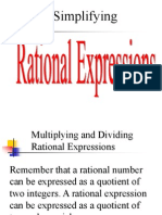 r6 rational expressions