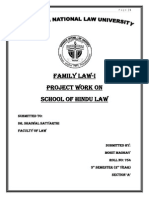 Family Law Final