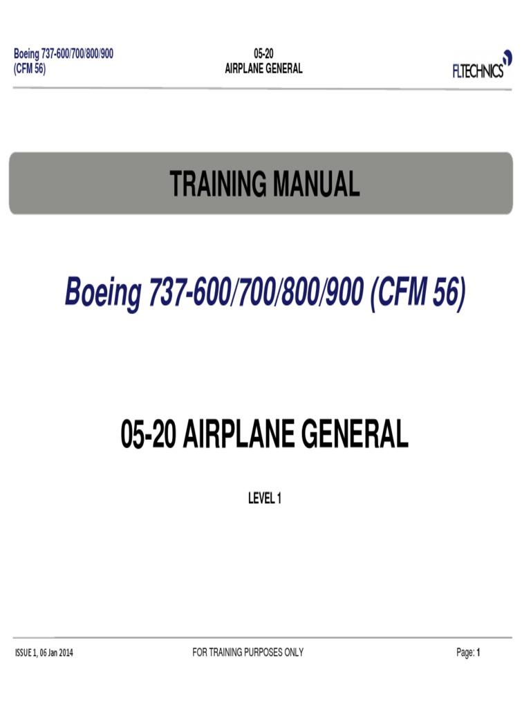 Boeing 737 700 Structural Repair Manual