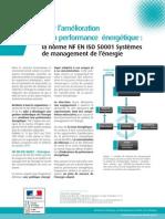 Afnor_ISO 50001 - Présentation