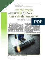 Impermeabilizacao Versus Desempenho Revista Concreto 57
