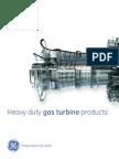 Gas Turbine Data