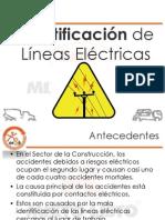 Identificacion de Lineas Electricas