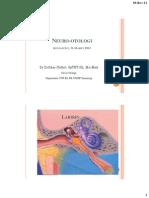 4. Neuro Otologi 2 Dr Zulfikar Sp. THT KL