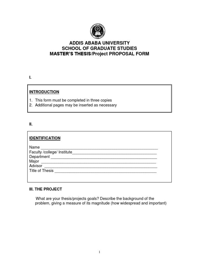 Aau masters thesis