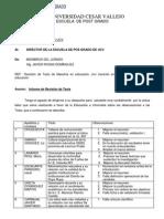 Informe de Revision de Tesis Vallejo