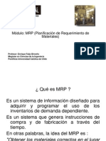 MRP Clases