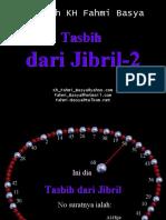 tasbih-dari-Jibril-2