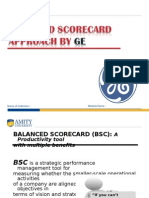 Balanced Scorecard by Ge[1]