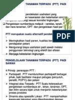 PTT & SRI