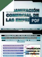 Organizacion Comercial de Las Empresas