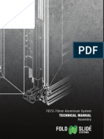 FD72 Technical Manual 28.10.09