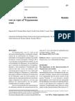 Caracterizacion de Cepas de Trypanosoma