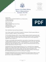 Rep. Blumenauer Complaint on Oregon Election Shenanigans