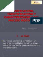 1.- Caracterizacion Del Macizo Rocoso 09-10-2009