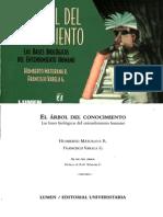 178029618 Maturana Humberto El Arbol Del Conocimiento