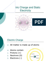 tc electric charge  static electricity