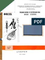 Normas Distribucion Rural Unidades de Construccion INECEL1980_3364