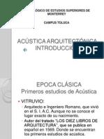 Introducción a La Acústica