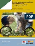 Identificacion de Insectos Plagas en Cultivos Horticolas Organicos