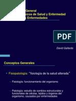 Clase 1 Generalidades y Mecanismos de Dano Celular