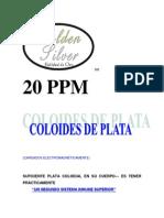 Coloides de Plata