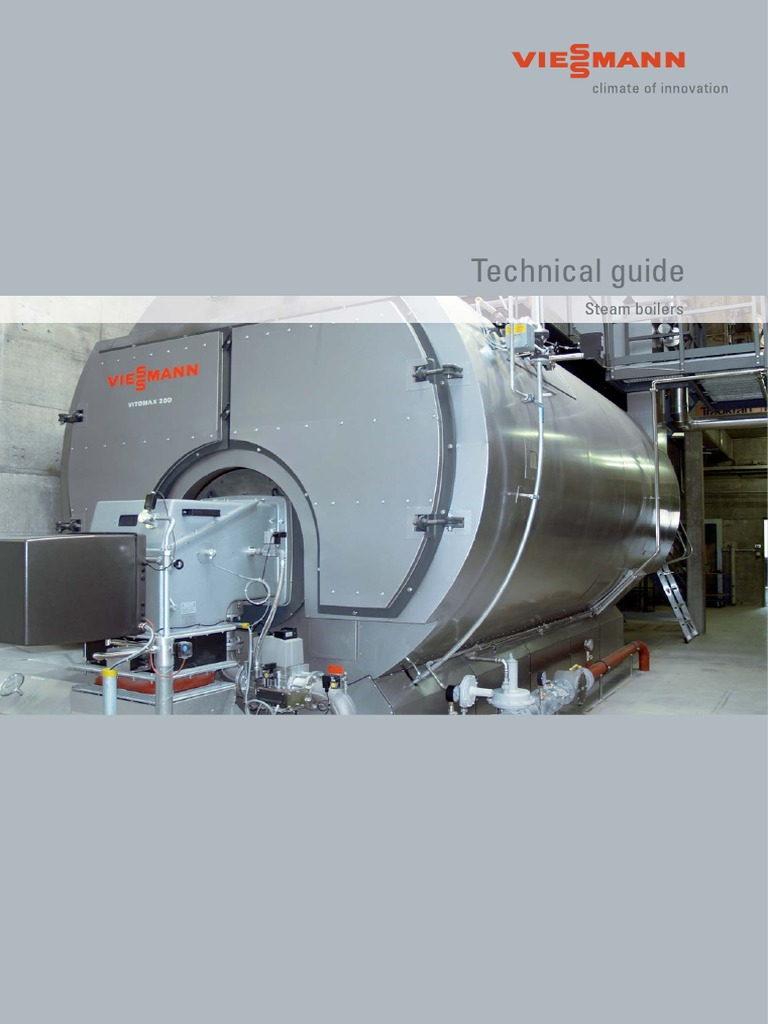 145645597 Steam Boilers Technical Guide Viessmann | Steam | Steam Engine