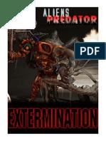Avp Extermination