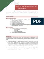 Protocolo de Estudio 1er Ciclo
