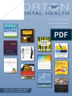 Norton Mental Health 2015 Complete Catalog