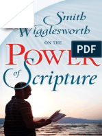 Smith Wigglesworth on the Power of Scripture - Smith Wigglesworth