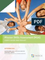 MSA Toolkit Sept 2014