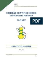 ESTATUTO SOCIMEP 2012