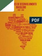 Indicadores de Desenvolvimento Brasileiro 2001-2012