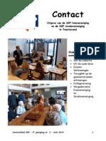 Contactblad SGP Twenterand 2014 - Nr. 2