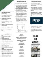 islam in a nutshell brochure final
