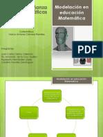 Modelación en Educación Matemática