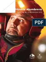Informe de Sostenibilidad Minera Alumbrera 2011