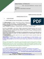 BORRADOR - I Practico - 2º Parte de La Materia Derecho Civil -CATEDRA AMEAL - Octubre