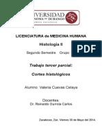 Manual Tercer Parcial Histo