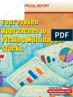 Multibagger Stock Ideas