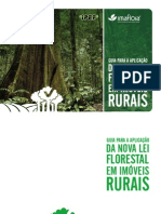 Guia Para a Aplicação Da Nova Lei Florestal Em Imóveis Rurais