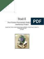 stud-e innoservice report