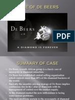 Case of de Beers