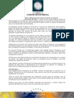 15-03-2011 Guillermo Padrés encabezó la firma de convenio de colaboración entre estado y padres de familia, que oficializa la eliminación de cuotas escolares, la cual contempla una serie de compromisos. B031146