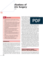 Complications Bariatric Surgery