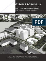 Huntington Club redevelopment RFP