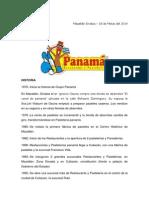 Pastelerias Panama Julio