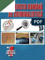 Criminalistica-4-2014 - rezumat